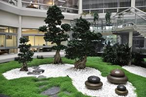Zen Garden Jardins de Gally