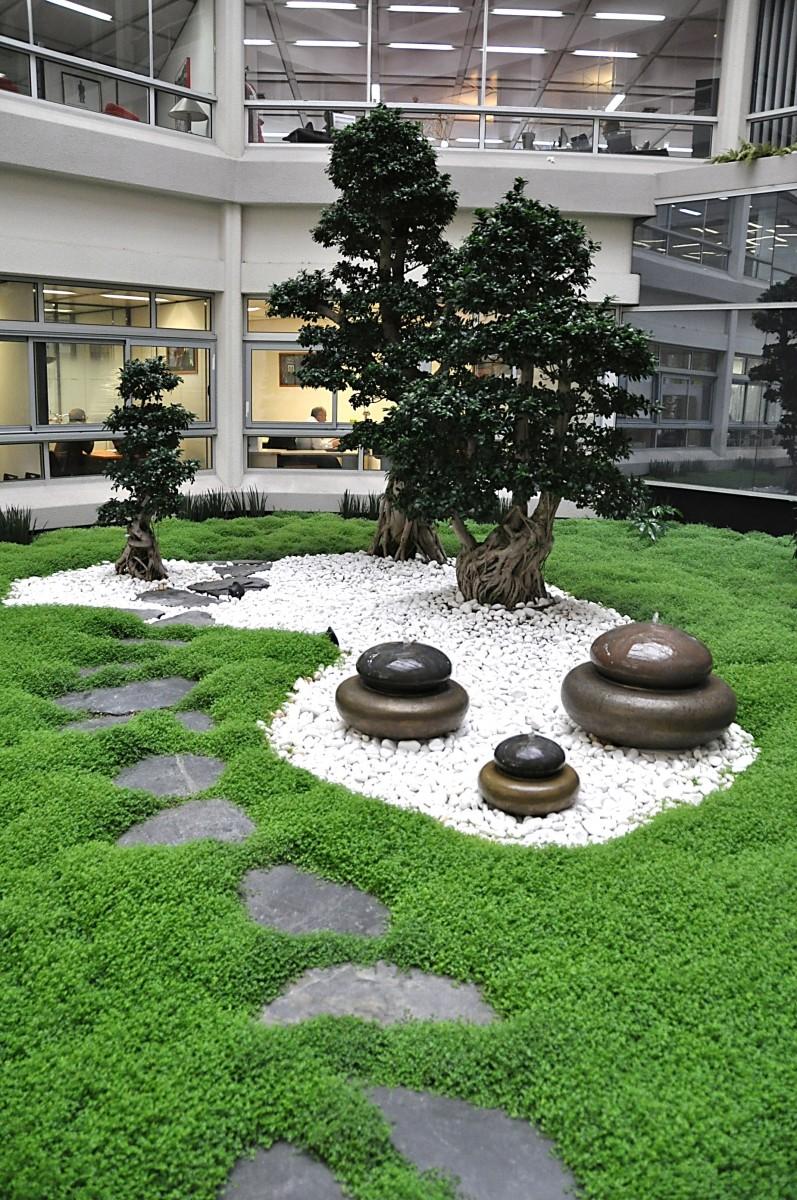 Zen Garden Jardins de Gally photo 4