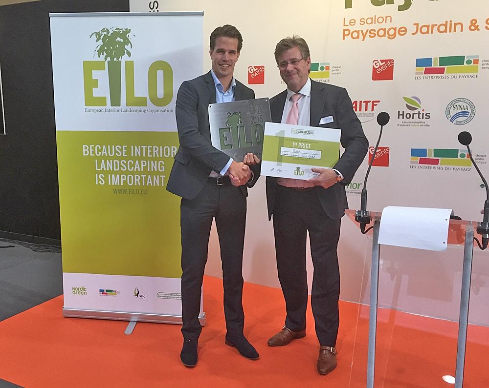 Copijn winner EILO Award 2015