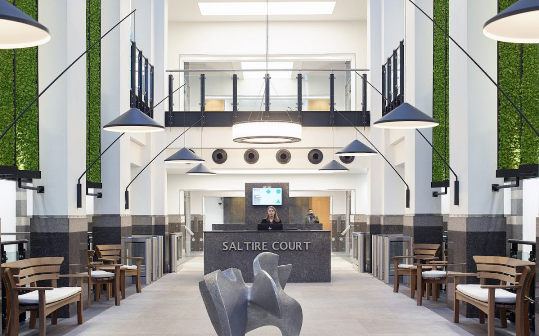Saltire Court – WINNER BRONZE LEAF