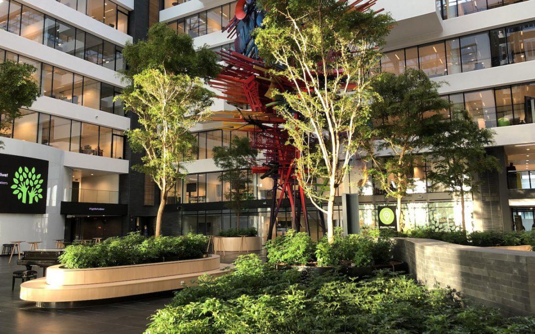 Deloitte HQ Brussels